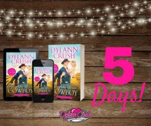 5 Days Until All-American Cowboy!
