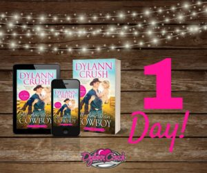 ONE More Day Until All-American Cowboy!