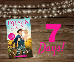 The Countdown to All-American Cowboy Begins!