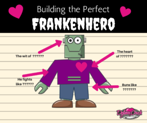 My Perfect Frankenhero