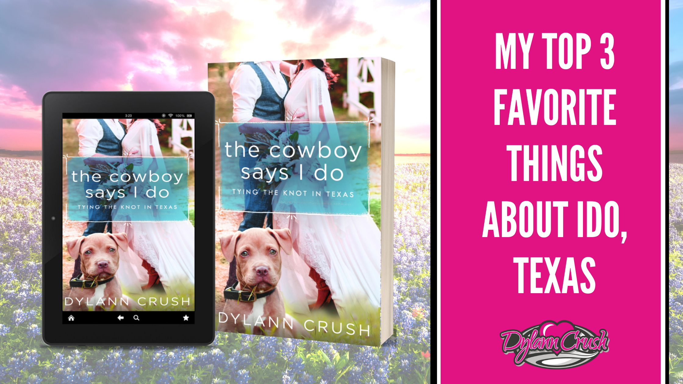 You are currently viewing My Favorite Things About The Cowboy Says I Do