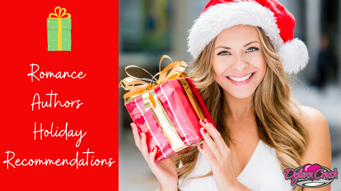 Romance Author Holiday Wish List Recommendations